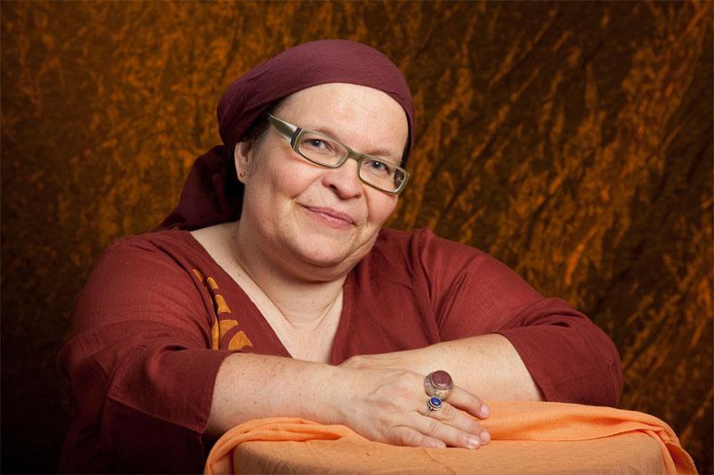 Erzählerin Bettina von Hanffstengel