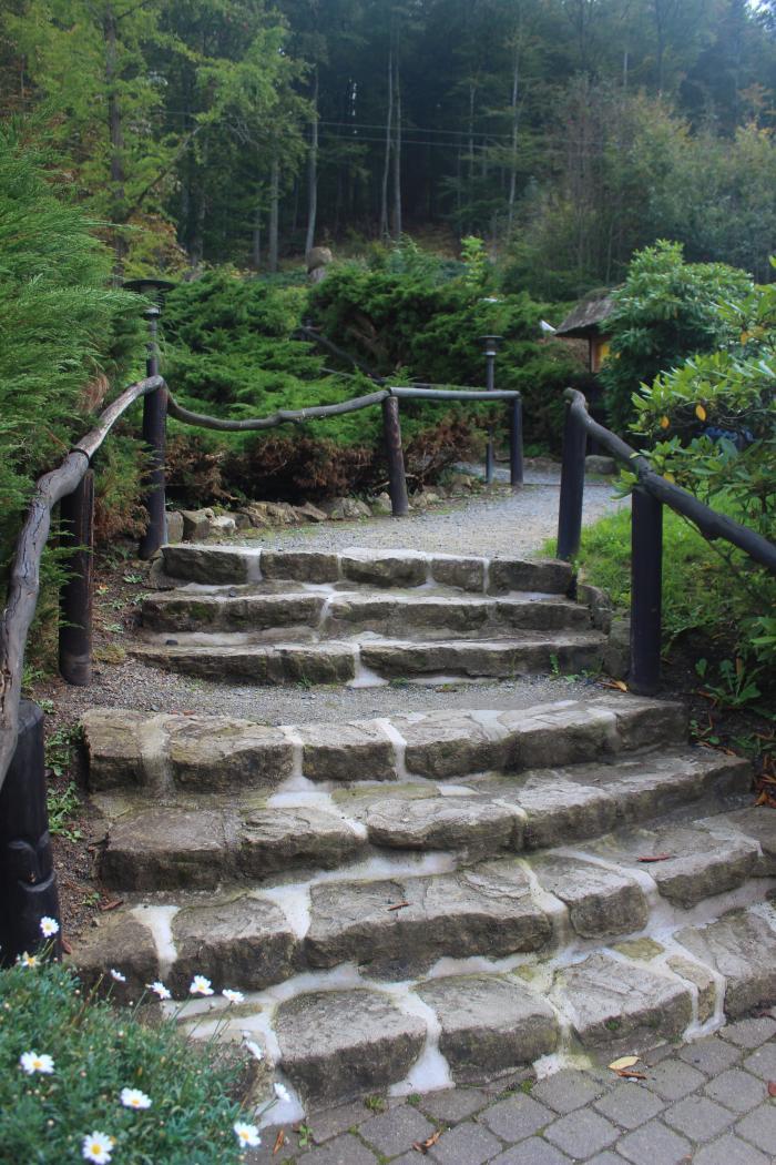 Treppe ins Märchenland